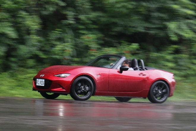 輕盈身形 大大樂趣 第四代Mazda MX-5手排版本試駕: Page 2 of 2