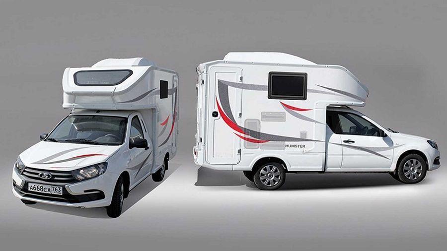 誰說露營車就一定要昂貴豪華的?Lux-Form證明絕非如此