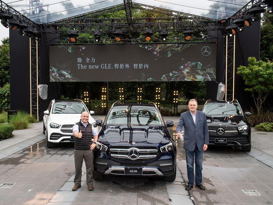 售價298萬元起  全新第四代賓士GLE-Class正式登台!