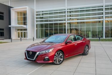 表定9月11日發表上市! 全新Nissan Altima、Leaf