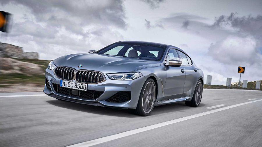 多兩個門的頂級豪華!2020 BMW 8-Series Gran Coupe正式登場