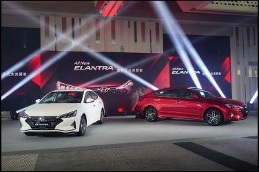 SmartSense主安上身!  Hyundai Elantra/ Elantra Sport