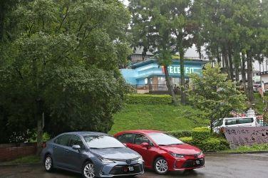 500公里見真章  Toyota Altis vs. Altis Hybrid油耗實測(上) !!