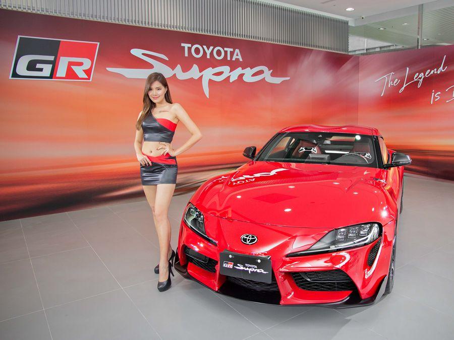 牛魔王重返車壇! Toyota GR Supra提前登台!