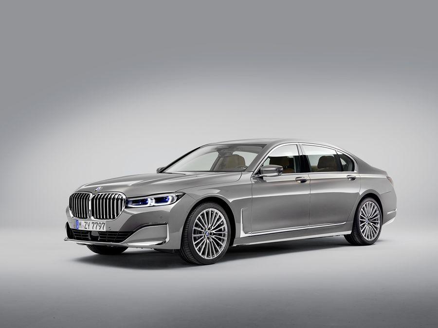 霸氣首選  大規模小改款BMW 7系列登場