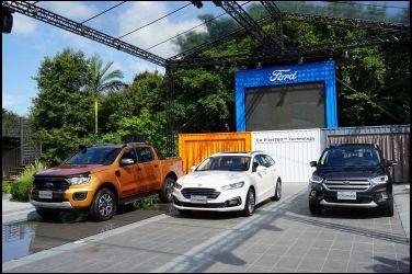 Co-Pilot360全面加持 !Ford Mondeo Wagon/ Ranger Wildtrak/Kuga