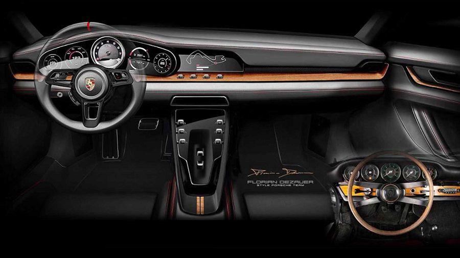 Porsche 911的Heritage Design Package復古設計套件將在明年推出