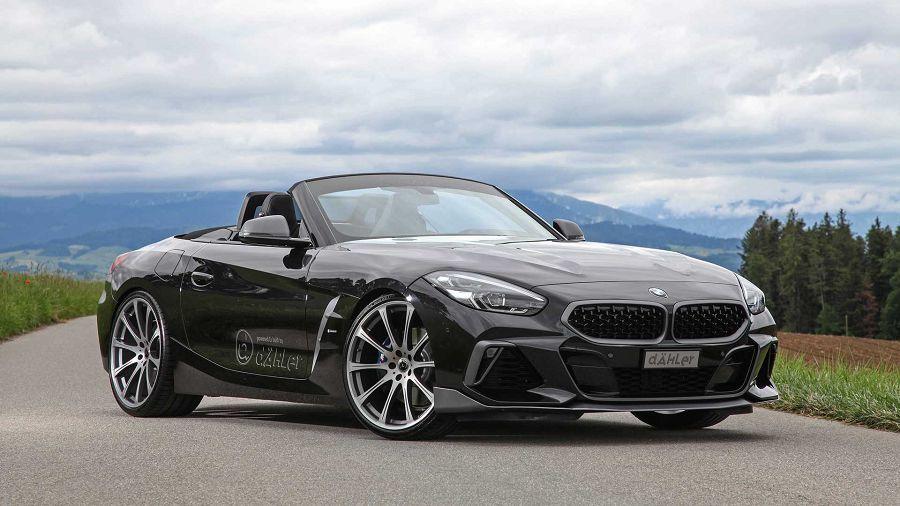 想要BMW Z4 M嗎?先找Dähler改一輛替代品過過癮吧