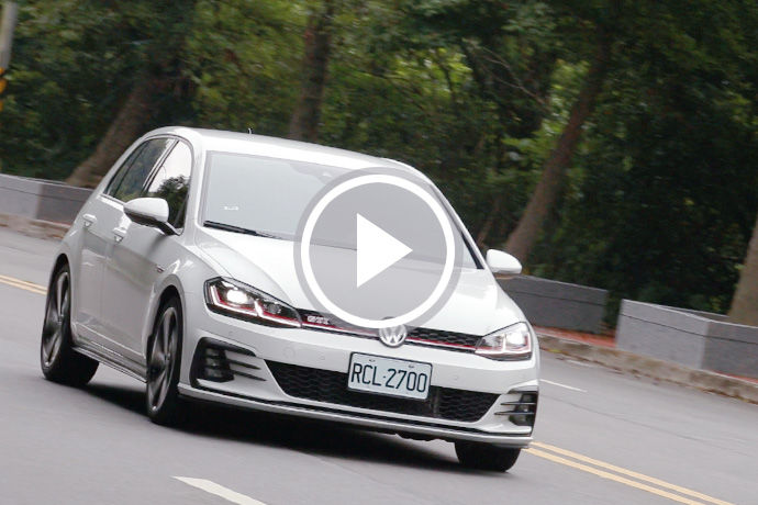 以智慧駕馭跑格實力 Volkswagen Golf GTI Performance Pure