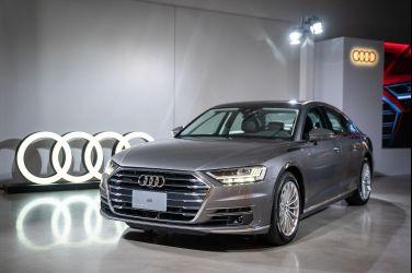姍姍來遲  Audi A8/A8 L
