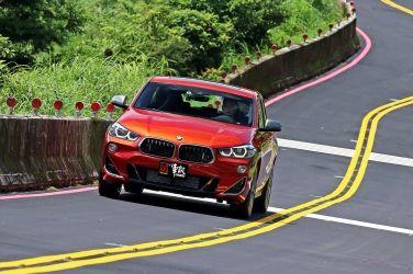 SUV鬥神  BMW X2 M35i !