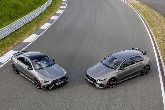 本星球最強鋼砲來侵襲 Mercedes- AMG A45 S帶著AMG CLA 45 S 在Goodwood 登場[影片]!!!