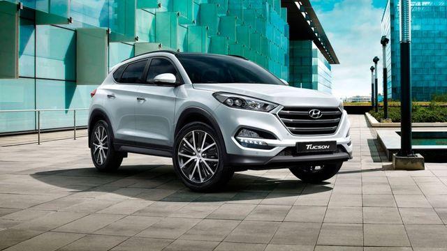 2019年07月 Hyundai 現代全車系中古車行情表