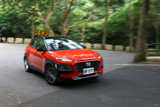 個性化都會休旅 Hyundai Kona 1.6T 2WD勁化型試駕: Page 2 of 2