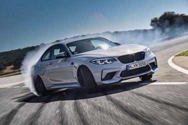 全新BMW M2 COMPETITION手排版 熱血登場 !