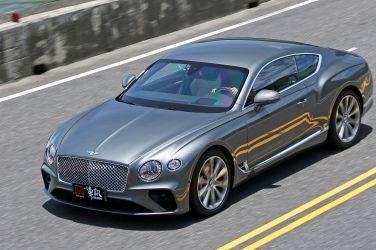 隱密的熱血  Bentley Continental GT !!