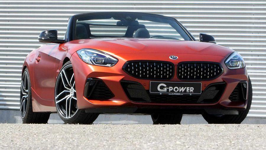 G-Power出手!能否彌補BMW沒有推出Z4 M的遺憾呢?
