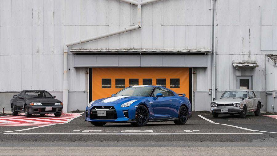 2020 Nissan GT-R的美規價格出爐─359.3-662.4萬台幣起
