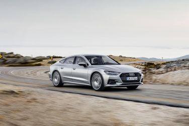 The new Audi A6 Avant / Audi A7 Sportback 全新世代四環美型座駕 即日起預售起跑
