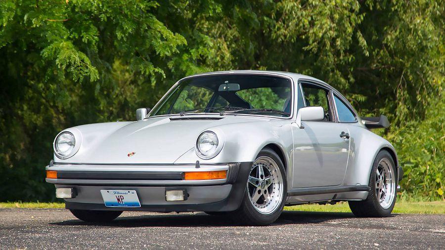 天籟之音!配置F1引擎的Porsche 911