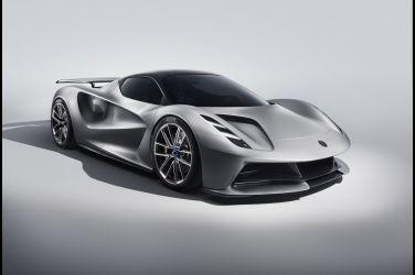 量產怪獸來啦 !! 2000hp電動超跑、100~200km/h低於3秒-- Lotus Evija !!