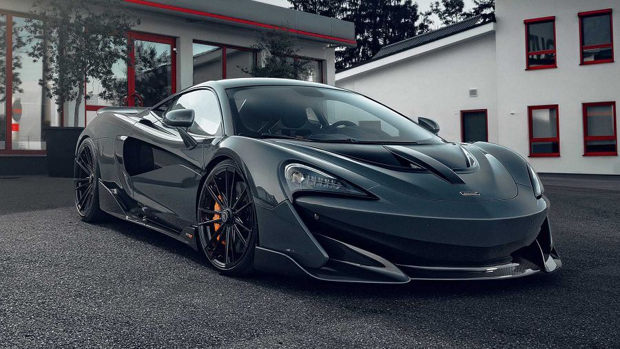 Novitec把McLaren 600LT變成低調殺手