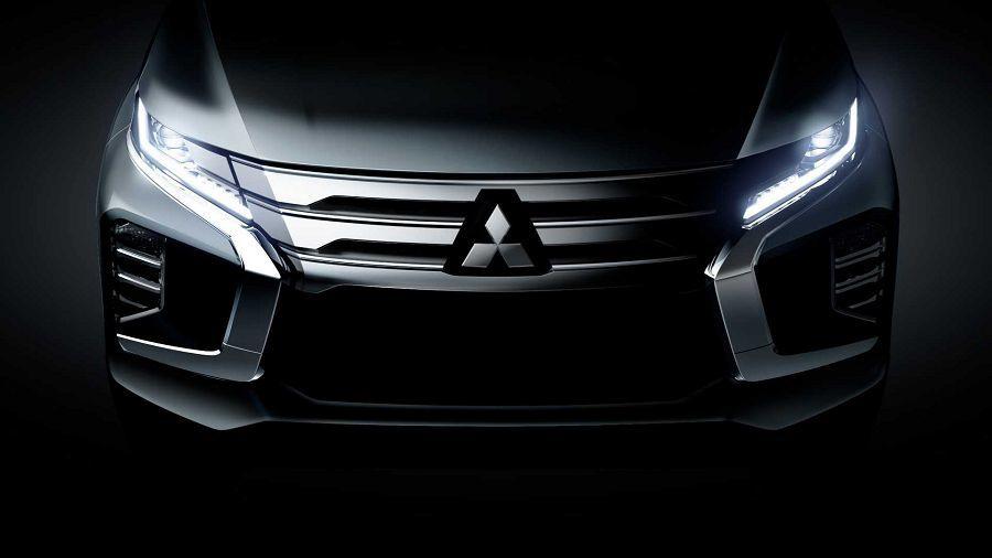 預覽照釋出!2020 Mitsubishi Pajero Sport準備於7月25日發表