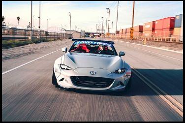 暴力兔寶寶  Mazda MX-5 Club