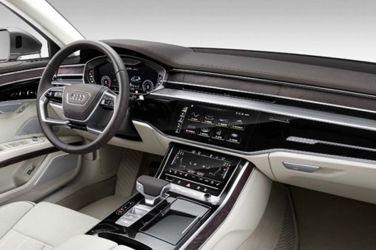 全新世代Audi A8前所未有的數位化人車互動介面