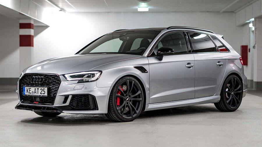 ABT讓Audi RS3 Sportback有了能正面迎擊A45 S的動力
