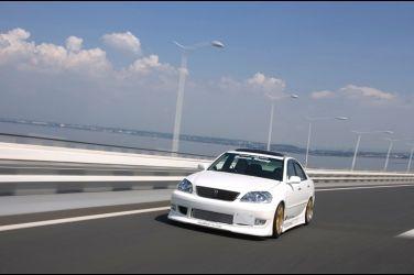為什麼豐田不做左駕版本!?  348.9km/h JZX110 MARKII  !!