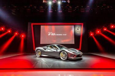 被追隨者  Ferrari F8 Tributo !!