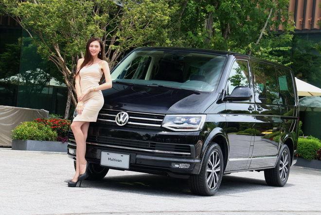 新世代商旅標竿,Volkswagen T6 Multivan Highline試駕