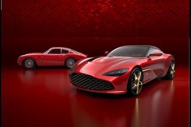 買車買一對  Aston Martin DBS GT Zagato !!
