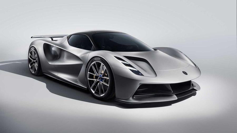 2020 Lotus Evjia純電動力超跑挾著2,000HP的最大馬力正式發表