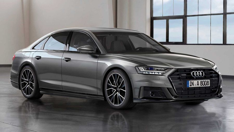 Audi A8獲得的高科技主動感測式懸吊系統讓你享有絲綢般的行車感受