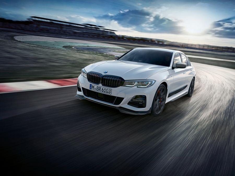 全新BMW 3系列M Performance套件勁裝上市
