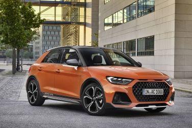 我不是Q1!  Audi A1 citycarver