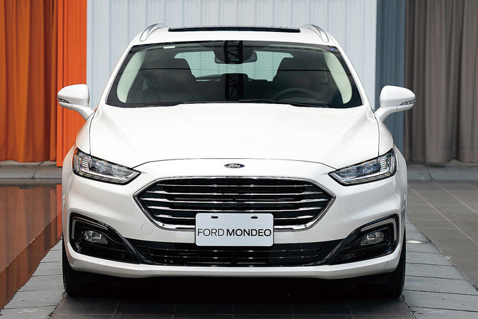 全新面貌亮相    New Ford Mondeo Wagon