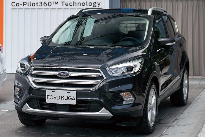 聰穎科技    New Ford Kuga EcoBoost 182 CP360型
