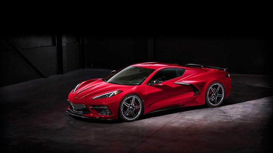 自選車牌不稀奇!Chevrolet Corvette C8的買家有機會客製化車身編號