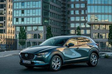 主力即將參戰 Mazda CX-30