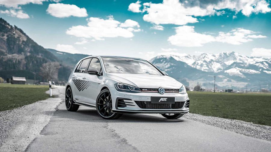 ABT把Volkswagen Golf GTI TCR的最大馬力提升到了335hp