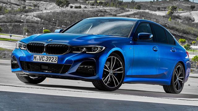 2019年08月 BMW 寶馬全車系中古車行情表