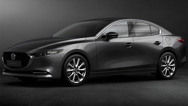 2019年08月 Mazda 馬自達全車系中古車行情表