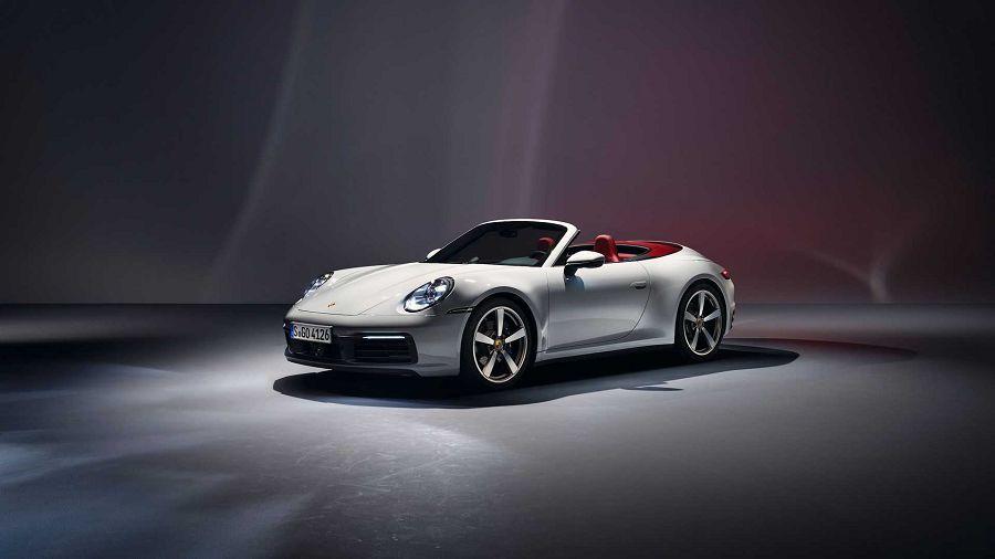 標準版來襲!2020 Porsche 911 Carrera Coupe和Cabriolet發表