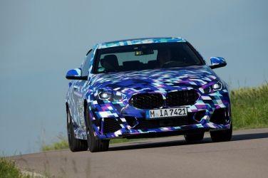 CLA死對頭首次現身!  BMW 2 Series Gran Coupe進行最終測試 !!