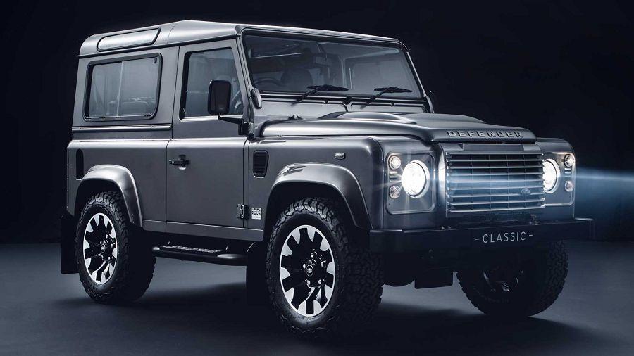 Land Rover替老Defender推出大量的升級配備