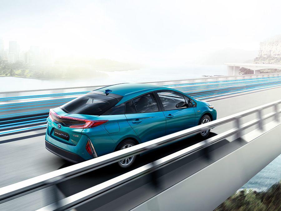 迎戰純電動EV !Toyota Prius PHEV全新五人座登場!