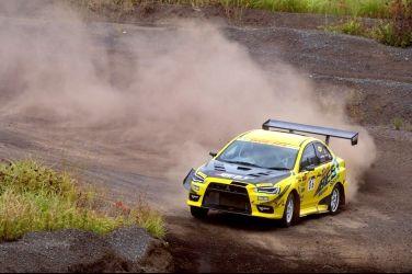EVO X改到沒東西改了嗎!?  比照WRC Yaris超短軸距 !!